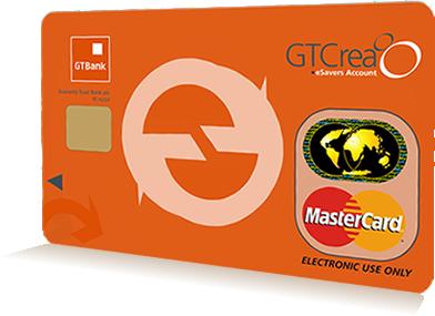 GTCreo Master Card