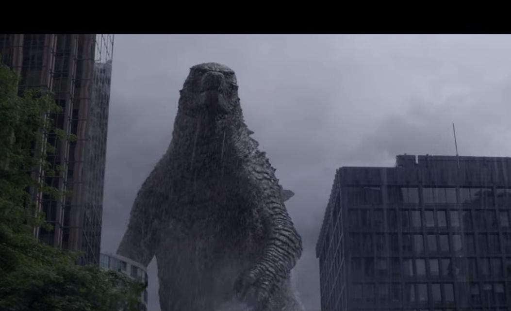 Godzilla 2014 Movie Clip
