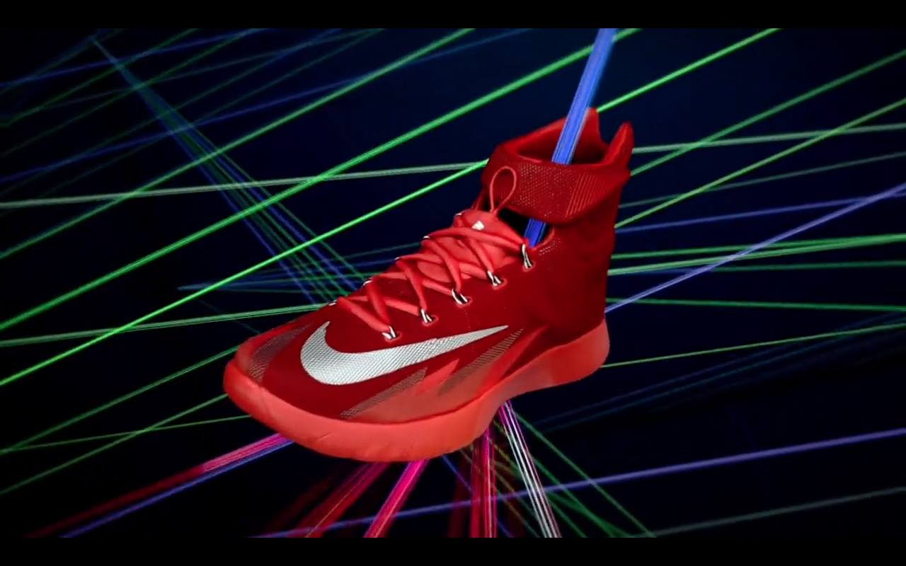 watch nike shoes evolve over 43 years in this epic animation