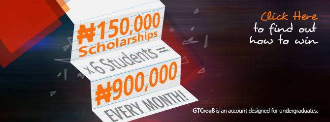 GTCrea8 Scholarships 2015