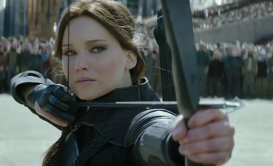 Hunger Games Mockingjay Part 2 teaser trailer