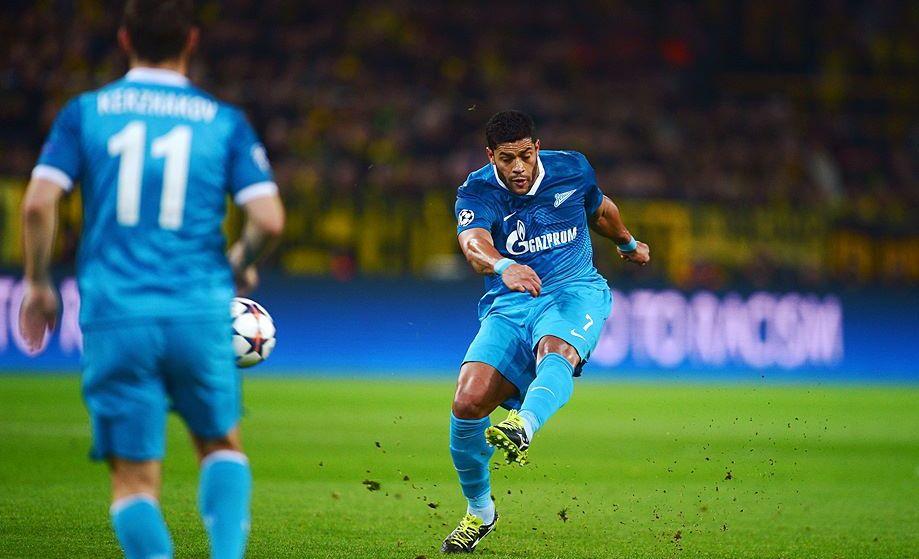 Hulk best goals Zenit