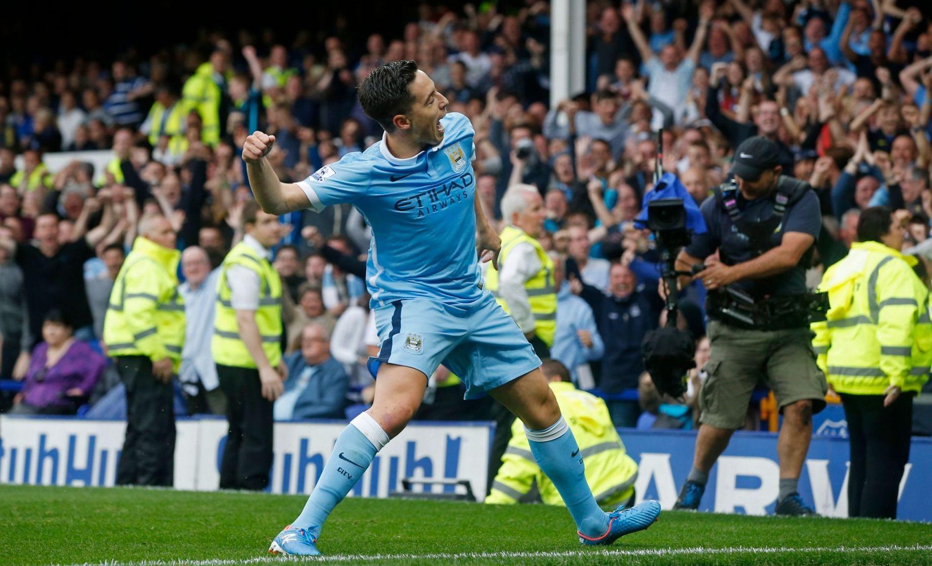 Nasir goal Everton