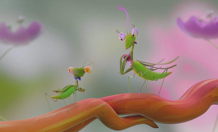 Lovebites animated short film