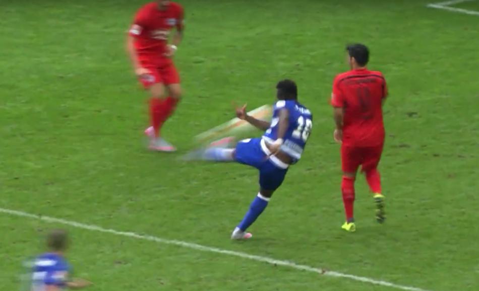 Kingsley Onuegbu goal Arminia Bielefeld
