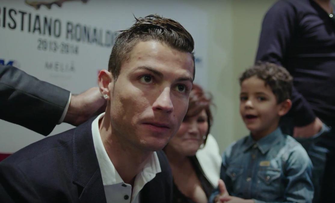 Ronaldo movie trailer