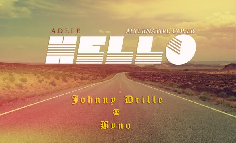 Johnny Drille Byno Hello Adele cover
