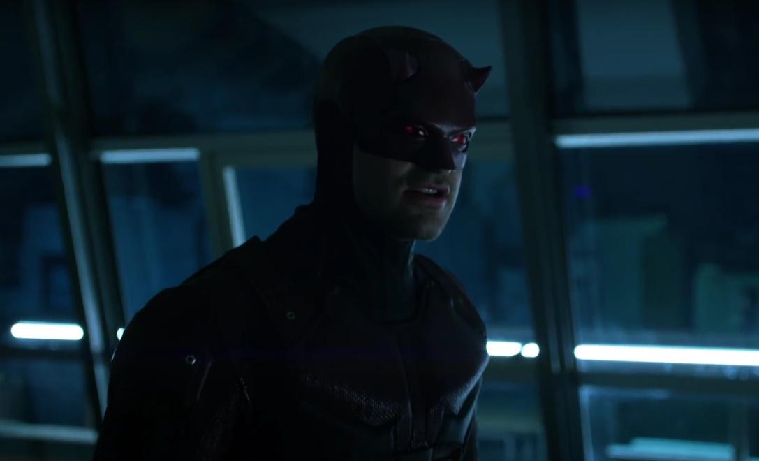 Daredevil season 2 second trailer