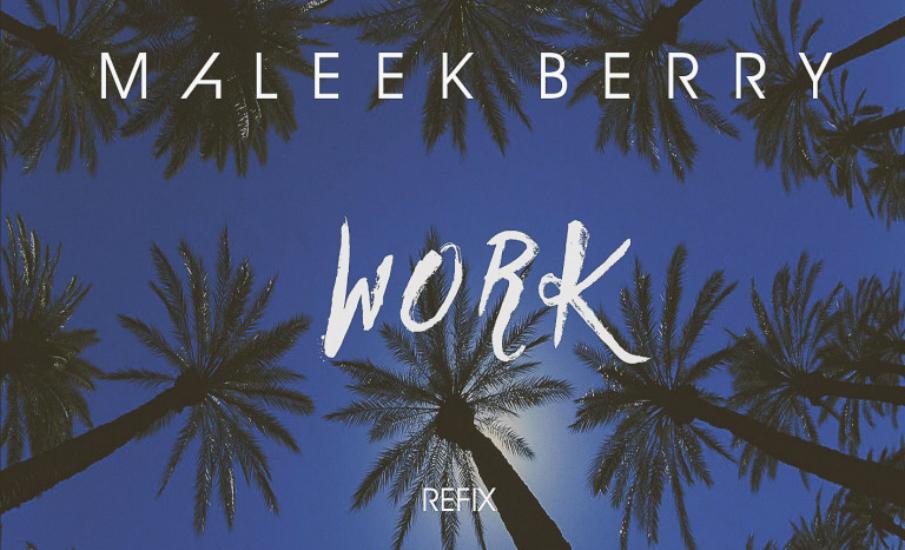 Maleek Berry Work (Refix) download