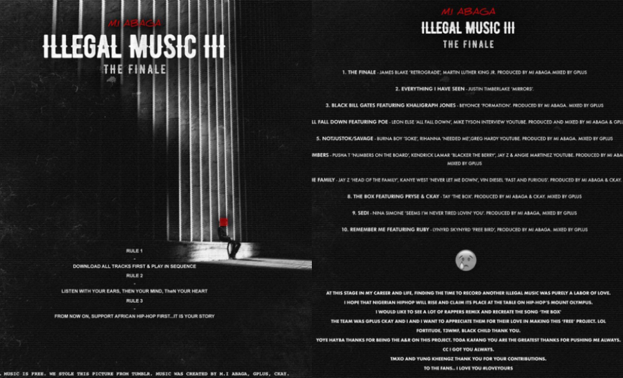 Illegal Music 3 download