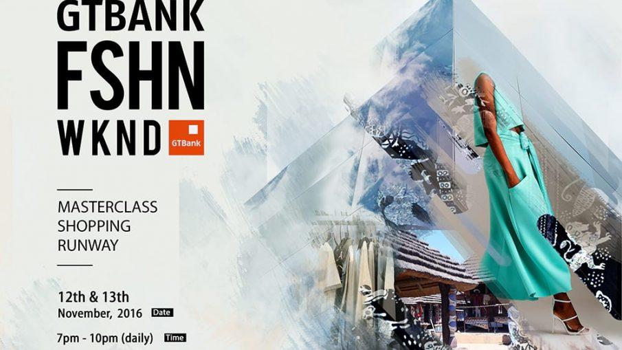 GTBANK FSHN WKND Social media-
